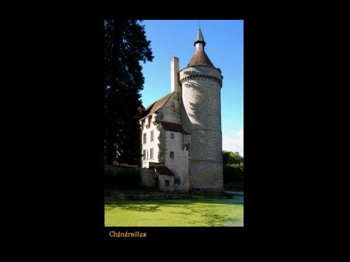 Chénérailles