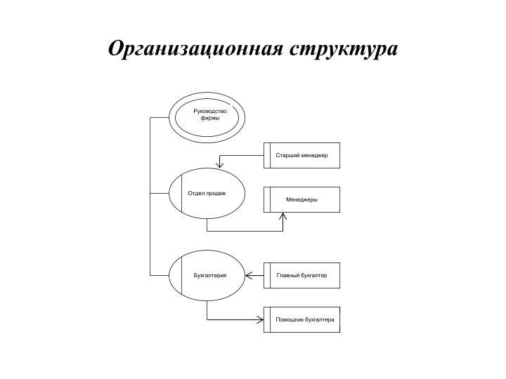 Руководство фирмы