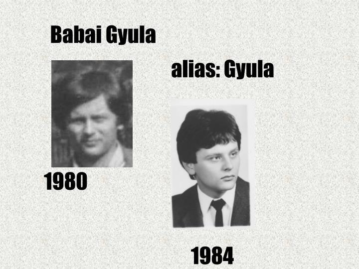 Babai Gyula
