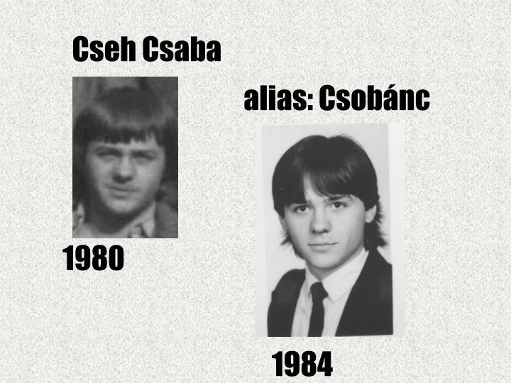 Cseh Csaba