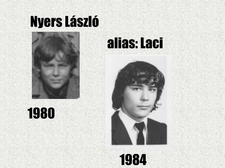 Nyers László