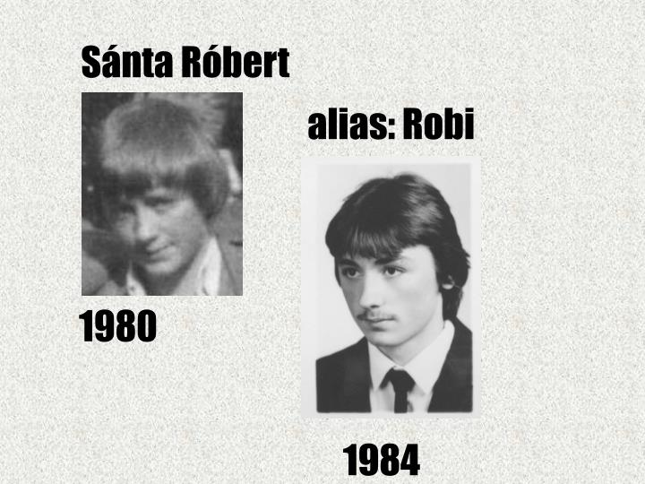 Sánta Róbert