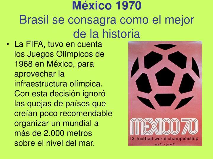 México 1970