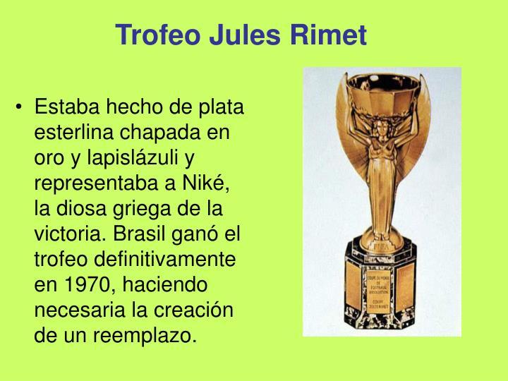 Trofeo Jules Rimet