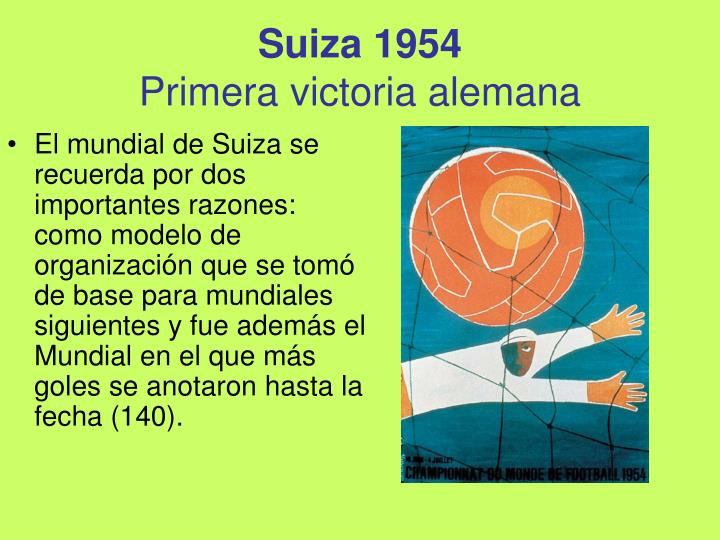 Suiza 1954