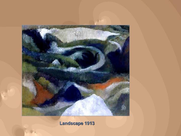 Landscape 1913