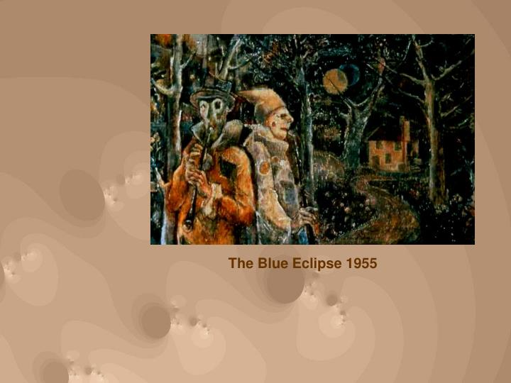The Blue Eclipse 1955