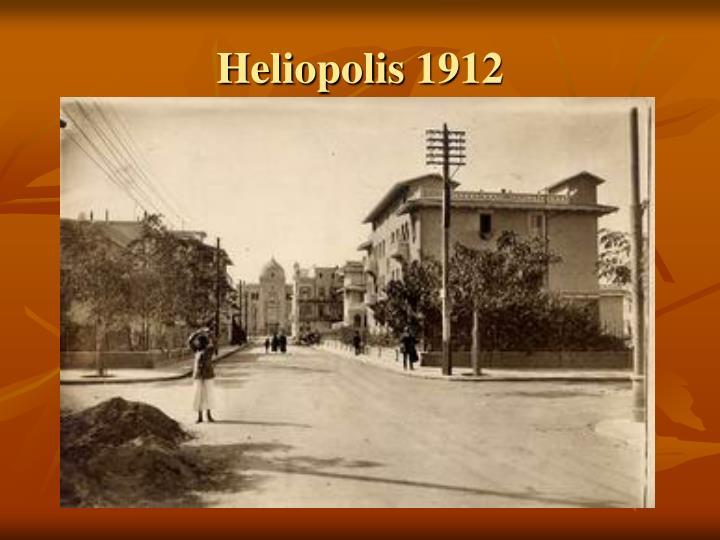 Heliopolis 1912