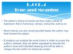 r ccr 4 tone and meaning