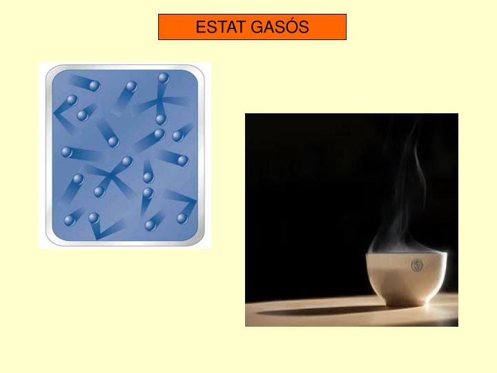 ESTAT GASÓS