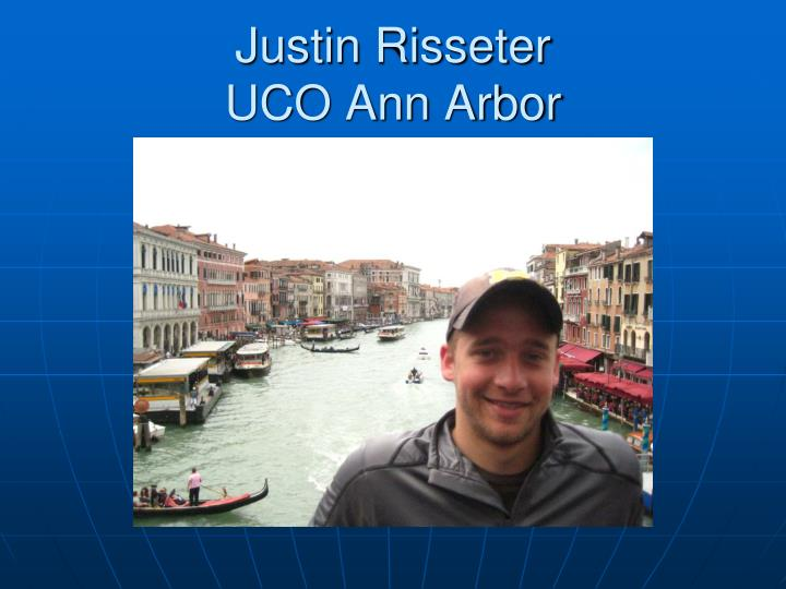 Justin Risseter