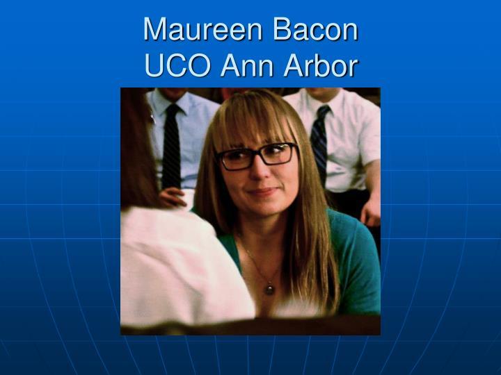 Maureen Bacon
