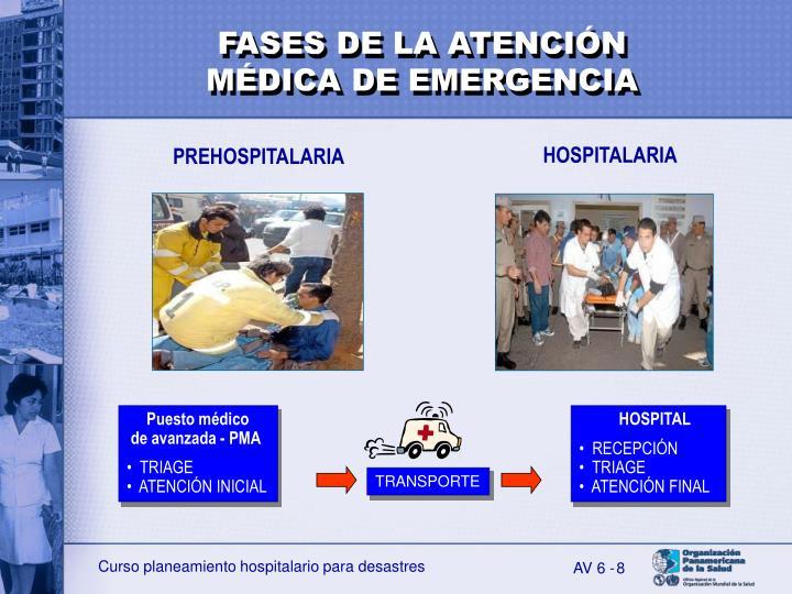 FASES DE LA ATENCIÓN