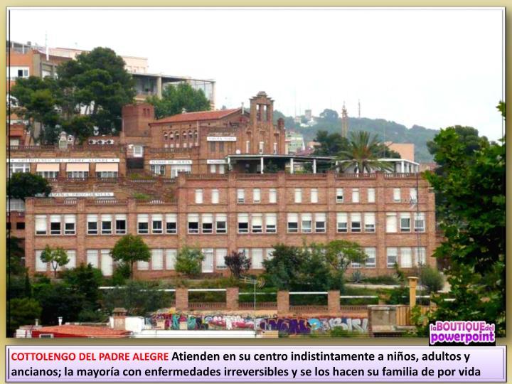 COTTOLENGO DEL PADRE ALEGRE