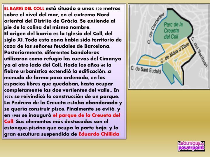EL BARRi DEL COLL