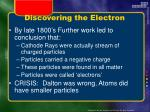 discovering the electron2