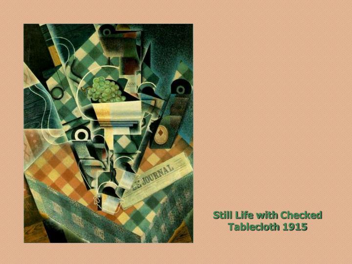 Still Life with