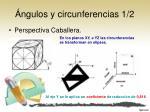 ngulos y circunferencias 1 2