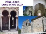 pe albako done jakue eliza