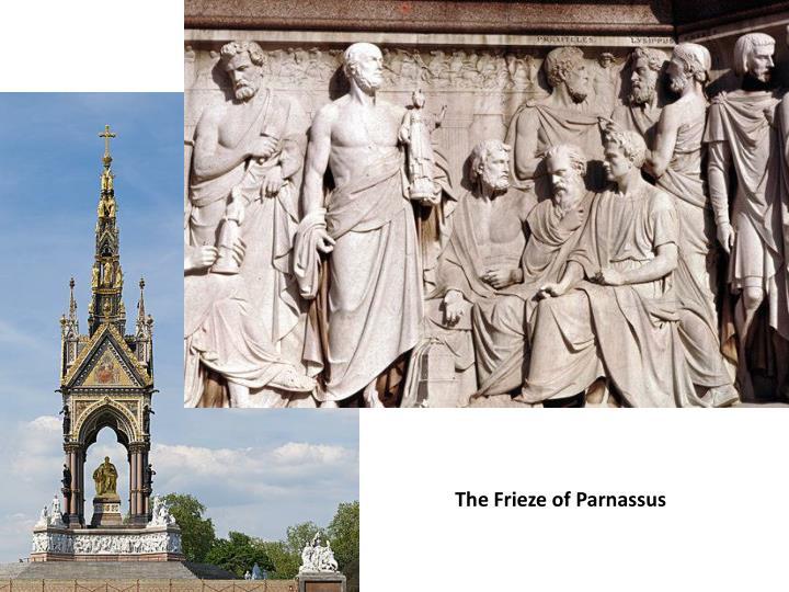 The Frieze of Parnassus