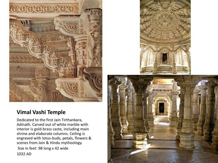 Vimal Vashi Temple