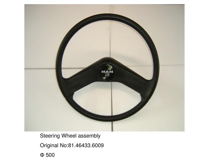Steering Wheel assembly