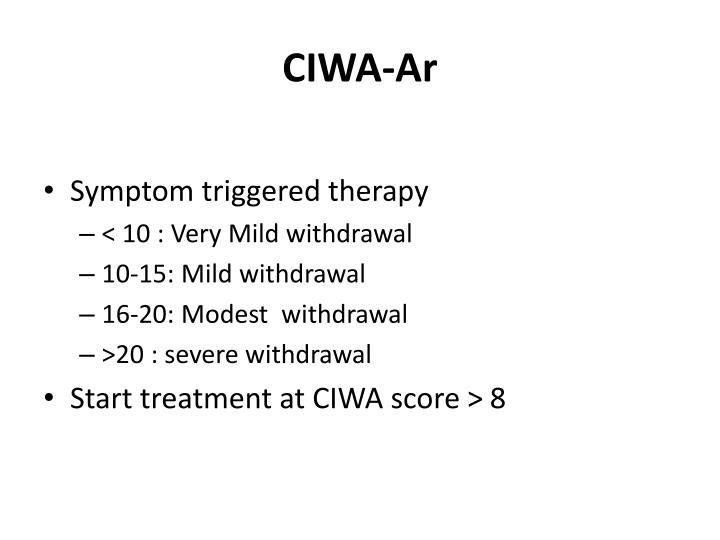CIWA-