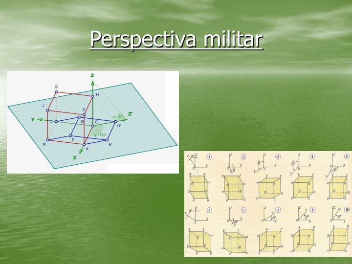 Perspectiva militar