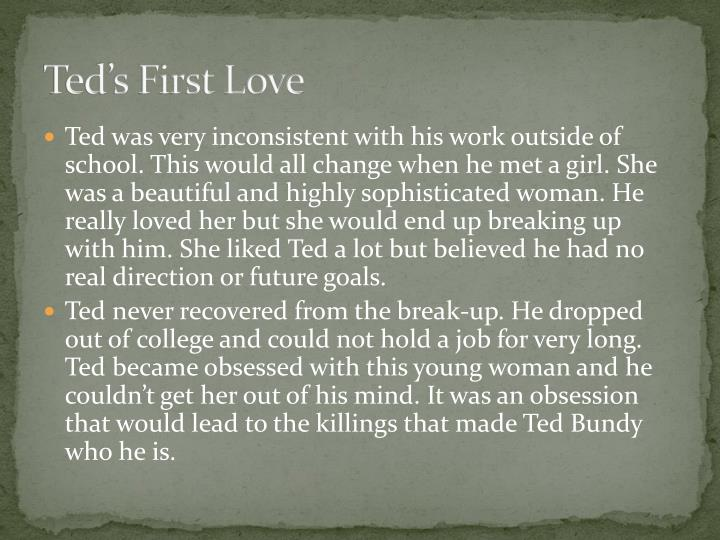 Ted's First Love
