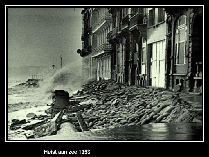 Heist aan zee 1953