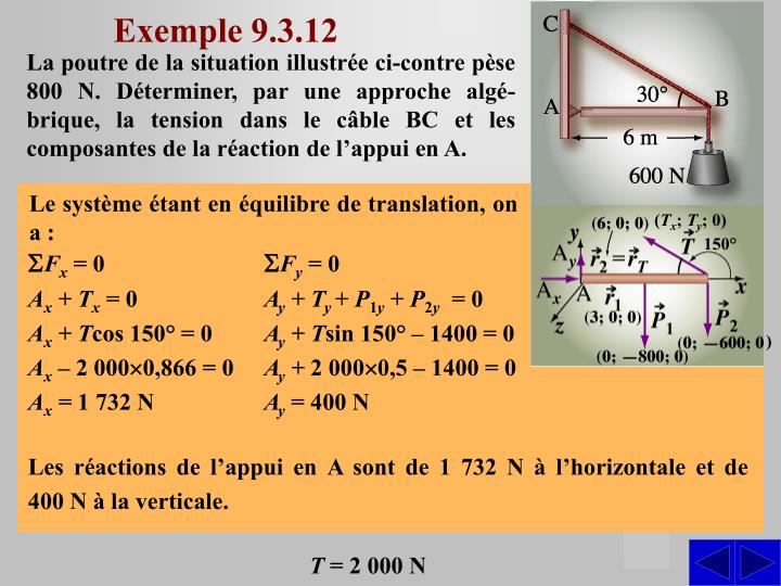 Exemple 9.3.12