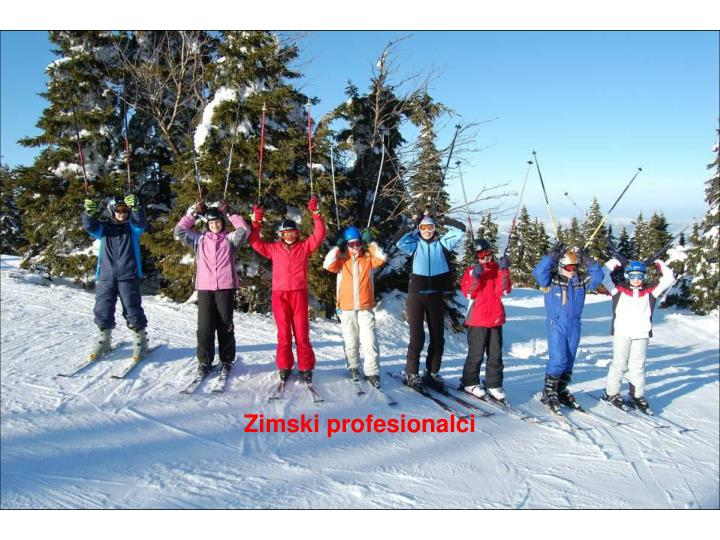 Zimski profesionalci