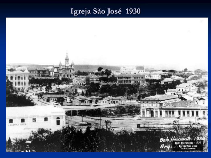Igreja São José  1930