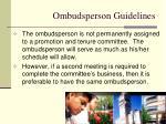 ombudsperson guidelines3