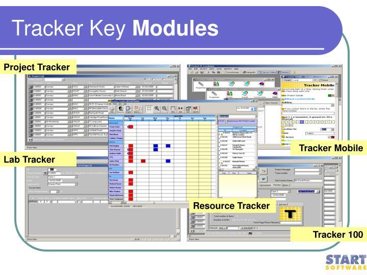 Tracker Key