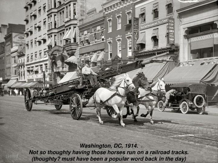 Washington, DC, 1914.