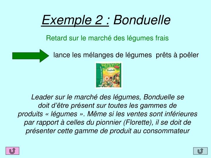 Exemple 2 :