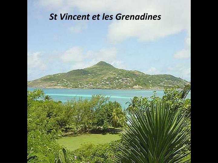 St Vincent et les Grenadines