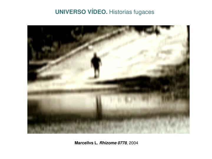 UNIVERSO VÍDEO.