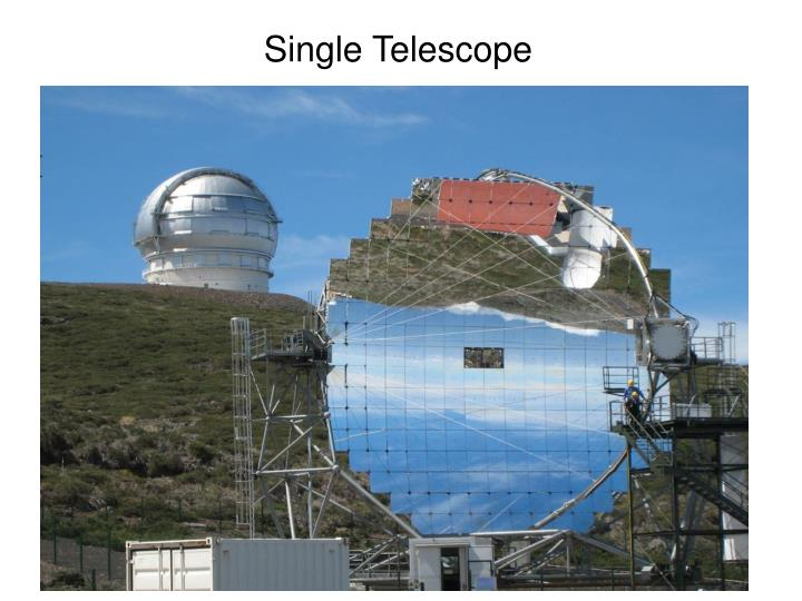 Single Telescope