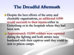 the dreadful aftermath6