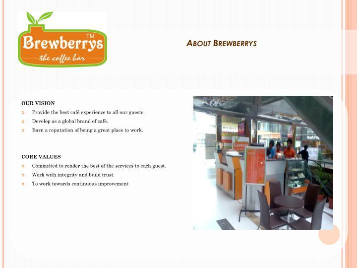 About Brewberrys