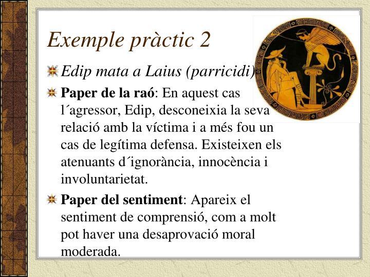 Exemple pràctic 2