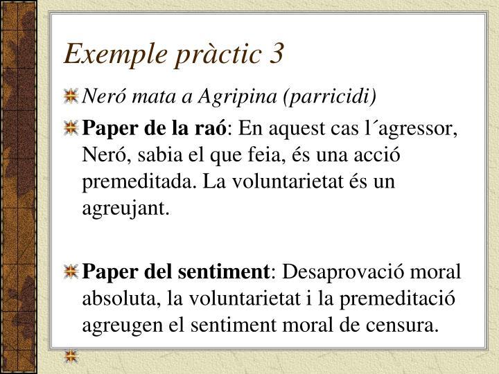 Exemple pràctic 3