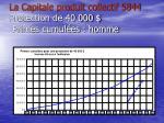 la capitale produit collectif 5844 protection de 40 000 primes cumul es homme