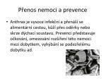 p enos nemoci a prevence