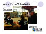 formaci n de voluntarios1