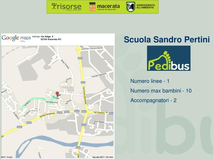 Scuola Sandro Pertini