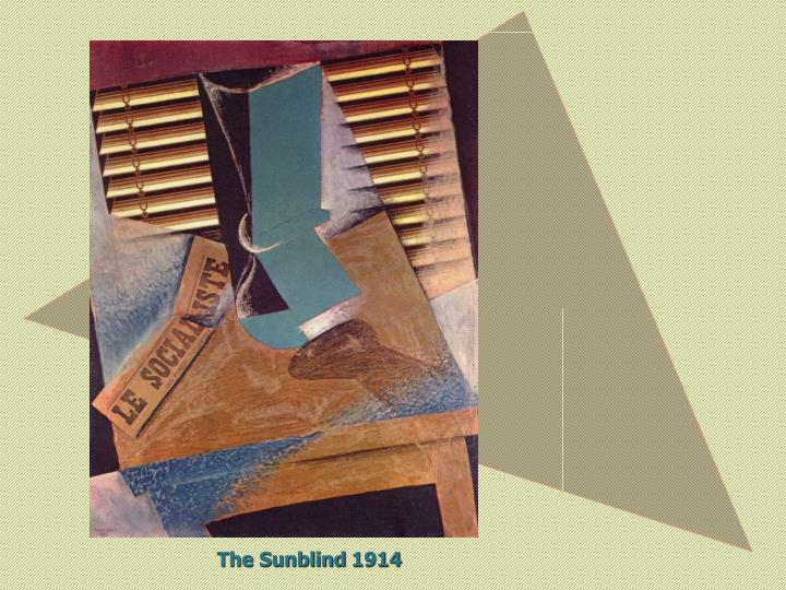 The Sunblind