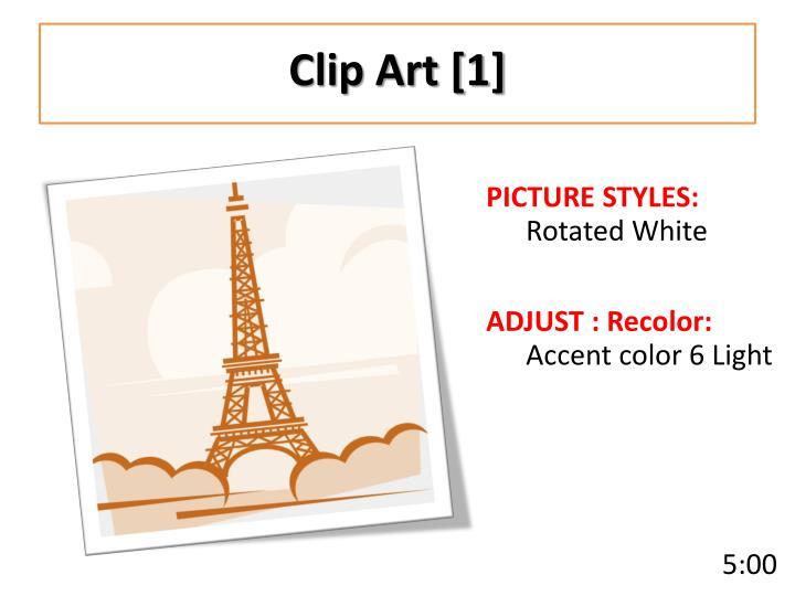 Clip Art [1]